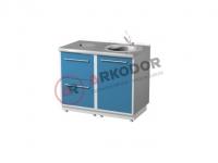 Стол гипсовочный ARKODENT-E06