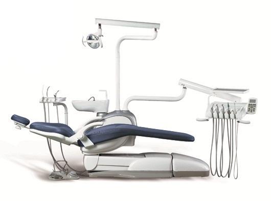 Стоматологическая установка AJ16 (нижняя подача)