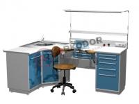 Комплект для зуботехнической лаборатории AR-E41