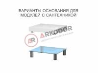 Комплект для стерилизационной (без оборудования) ARKODENT-M33