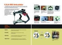 Артикулятор CSA600