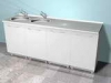 Комплект для стерилизационной (столешница из нержавеющей стали) AR-M22