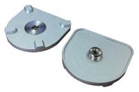 Пластина монтажная съемная металлическая CSA-09-Mounting-plate